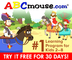 Click here to view ABC Mouse website
